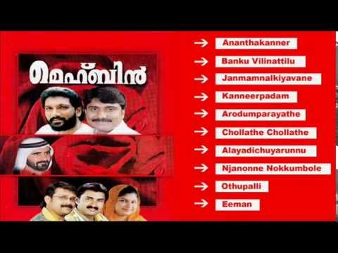Mappilapattukal | Mehbin | Malayalam Mappila Songs | Audio Jukebox