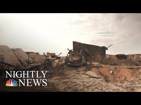 After Soleimani Killing, U.S. Braced For Iranian Drone And Missile Strikes | NBC Nightly News
