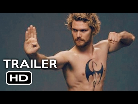 Iron Fist Trailer #1 - Season 1 (2017)...