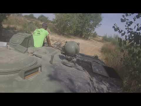 Panzer BMP fahren in Landsberg;)