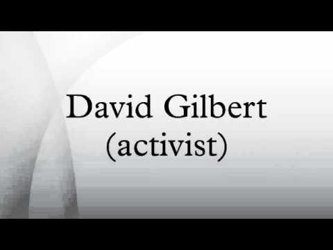 David Gilbert (activist)