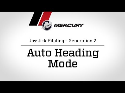 Joystick Piloting - Generation 2: Auto Heading Mode