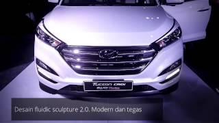Launching Hyundai All New Tucson CRDi EVGTurbo Indonesia