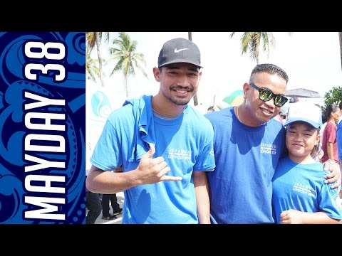 Marshall Islands 38th Constitution Day (May Day 2017)