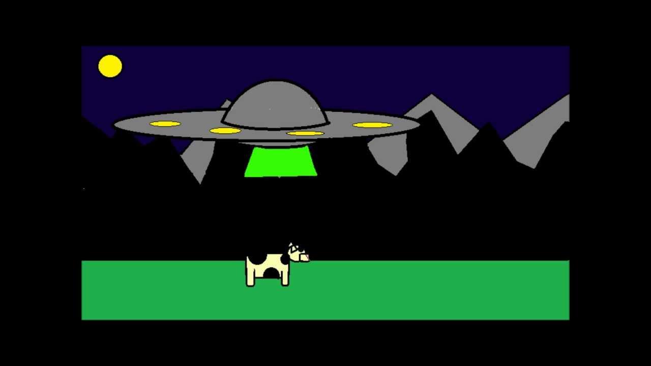 UFO Cartoon - YouTube