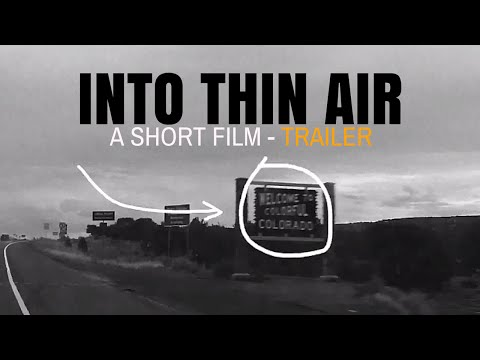 Into Thin Air: Bowhunting mule deer at 12,000 ft. (Official Trailer)