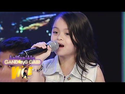 GGV: Esang De Torres sings