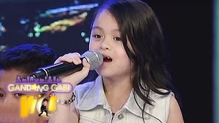 "GGV: Esang De Torres sings ""Flashlight"""