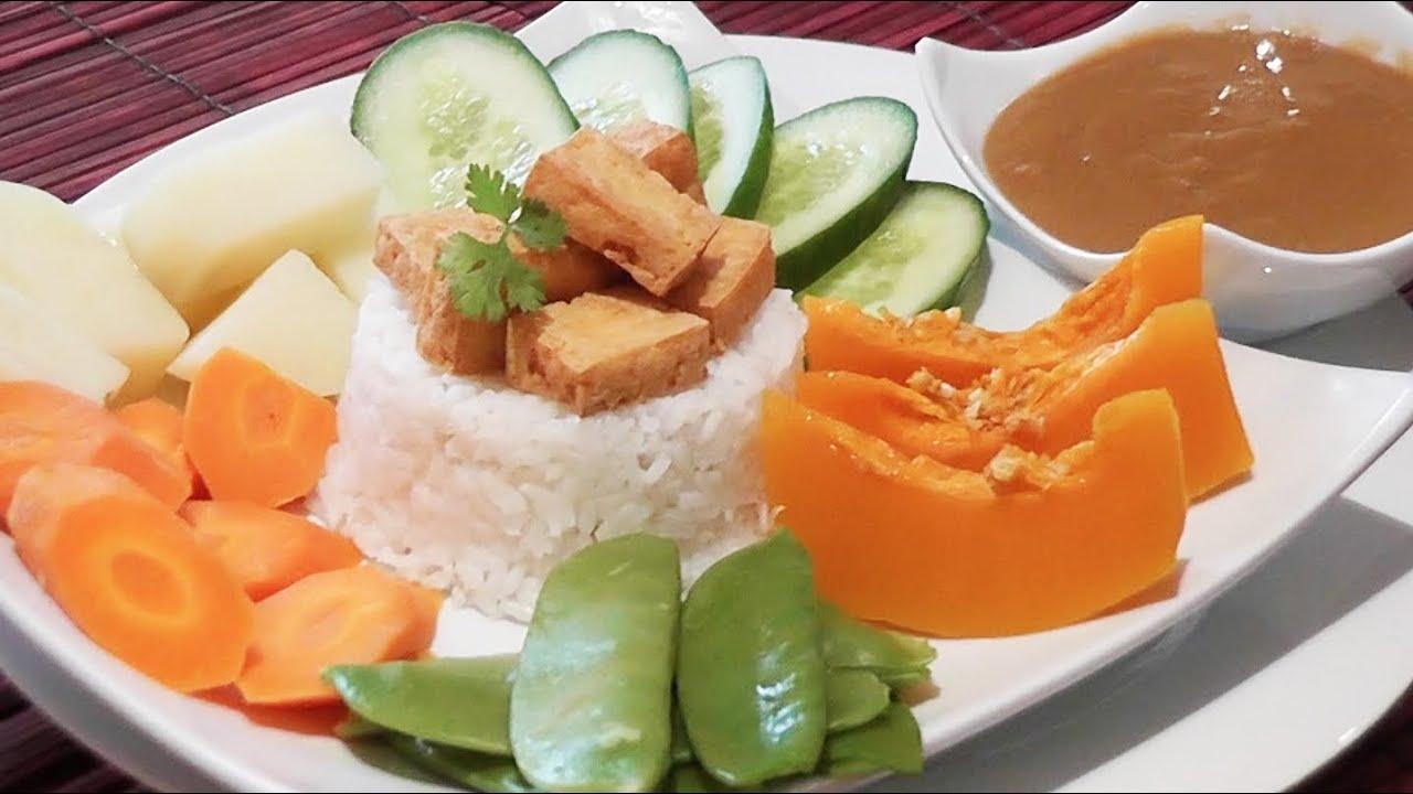 Gado Steamed Vegetables Recipe