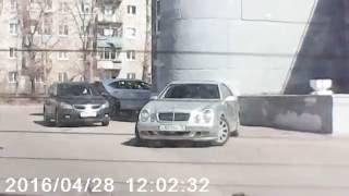съемка на видеорегистратор Prestige 022 HD