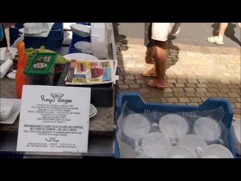 Market Day in Saumur