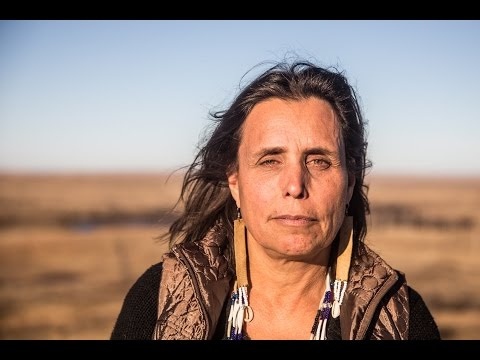 Legendary Native Activist Exposes DAPL Is a SHAM