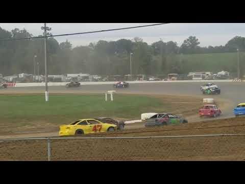 Brownstown Speedway Funfest hornet even feature 10-13-18