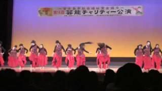 ■Raks Africa■AnzeShaw japan okinawa 2010 ベリーダンス