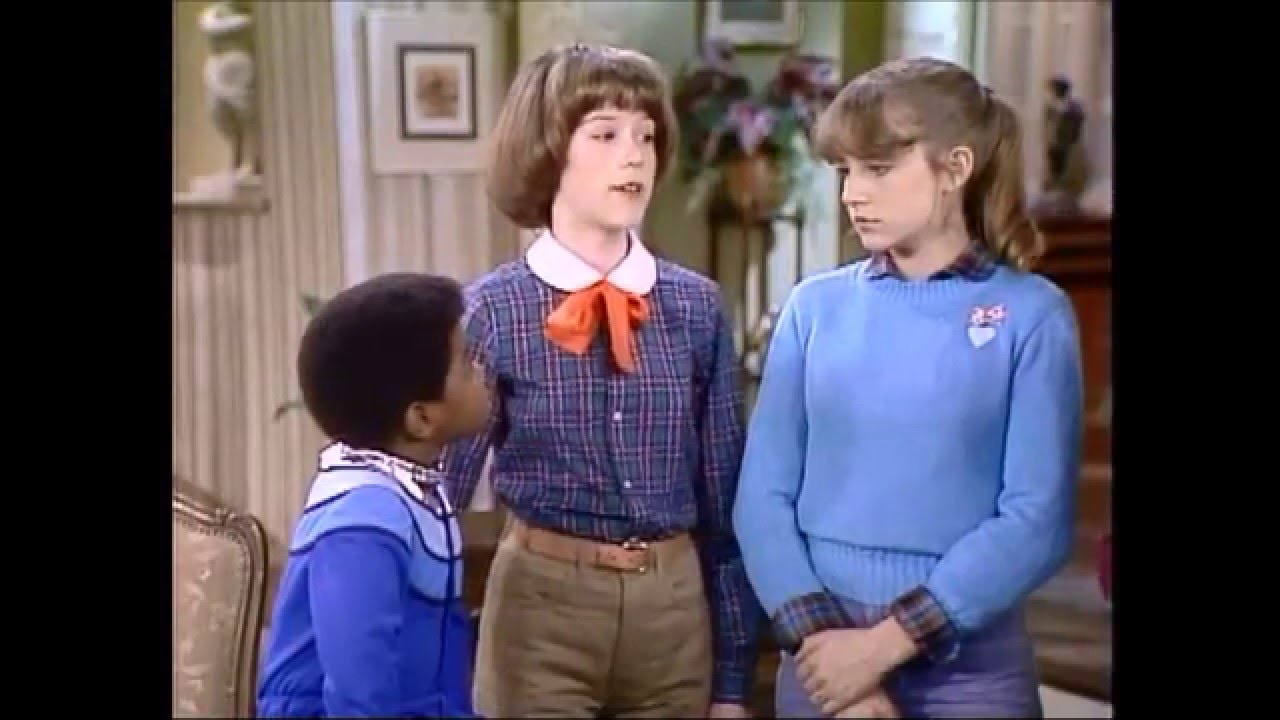 Molly Ringwald As A Child Actor 2 Gary Coleman