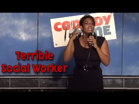 Terrible Social Worker (Stand Up Comedy)