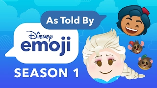 As Told By Emoji Compilation: Full Episodes of Season 1 | Disney