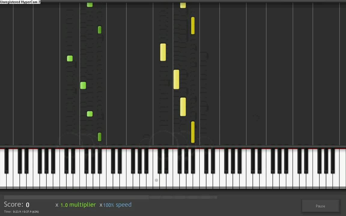 how to play fly nicki minaj on piano