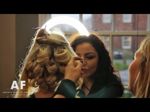 Hair and Make-up by Absolutely Flawless - Weddings, Bridal, Prom, Parties, Lessons, Commercial