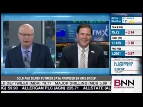 Talking Trade With Canada's Business News Network