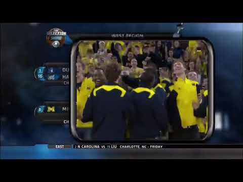 2011 NCAA Tournament Selection Show