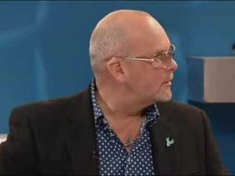 James Whale - Loose Women - ITV - 26.11.07