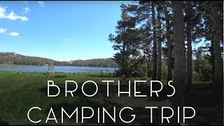 Camping in Wyoming With My Brothers - TMWE S3 E105