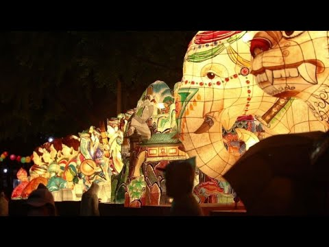 South Koreans celebrate Buddha's birthday with lantern festival