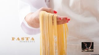 Homemade Pasta Dough Recipe #creativekitchen