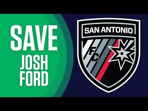 SAVE - Josh Ford, San Antonio FC