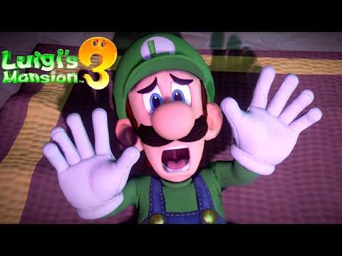 Luigi's Mansion 3 - Full Game Walkthrough