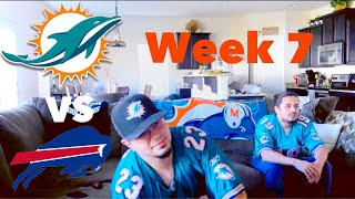 Miami Dolphins vs. Buffalo Bills Week 7 2019 Reaction Video