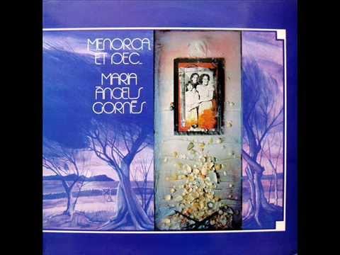 Maria Àngels Gornés - Menorca, Et Dec... - LP 1982