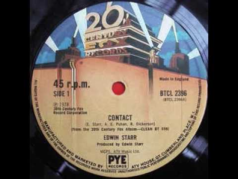 Edwin Starr contact 12 mix