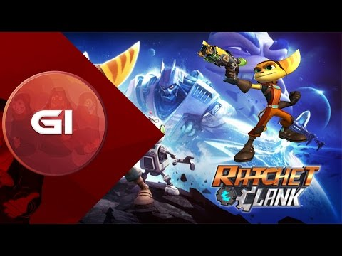 Ratchet & Clank Final Mission Gameplay and Ending Cut Scene