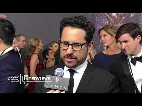 """Emmy Nominee JJ Abrams (""""Westworld"""") On What He Likes About Doing TV Vs Film - 2017 Primetime Emmys"""