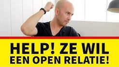 Help, mijn vrouw wil een open relatie | 3 tips