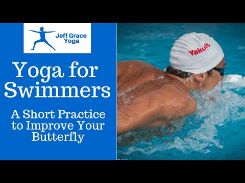 Yoga for Swimmers - A Sequence to Improve Your Butterfly