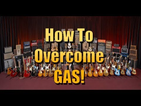 WHAT IS GAS AND HOW EVERY MUSICIAN CAN OVERCOME IT! Gear Acquisition Syndrome