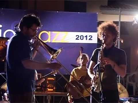 Secondo Seminario di Improvvisazione jazz - 2012