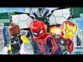 LEGO Marvel : Spider-Man: Homecoming 76083