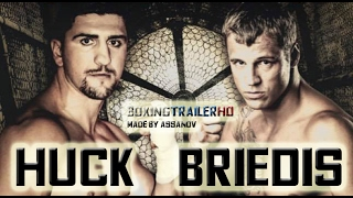 MAIRIS BRIEDIS vs MARCO HUCK PROMO [HD]