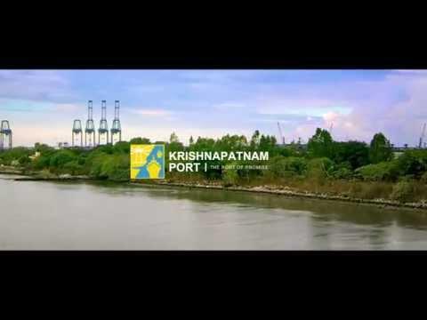 Krishnapatnam Port - A Greenfield Port to a Green Port
