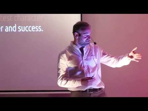 Future within our reach: Mark Shuttleworth at TEDxSaoTome