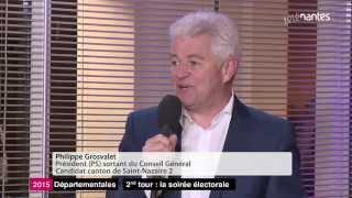 Philippe Grosvallet : Une majorité courte mais solide