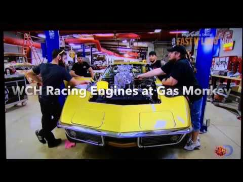 WCH Racing Engines Gas Monkey