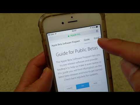 How To Install Profile & Device Management Latest IOS On Apple IPhone Plus IPad Mini IPod Touch!2017