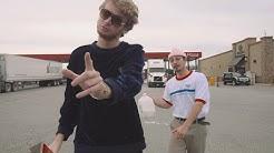 Yung Gravy & bbno$ - iunno [Official Music Video]