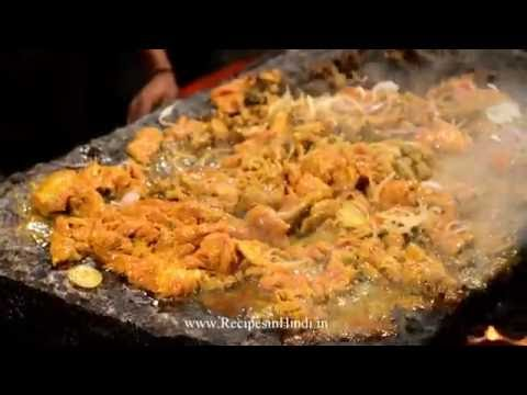 Cooking Camel Meat and Haleem | Street Foods in Bangalore