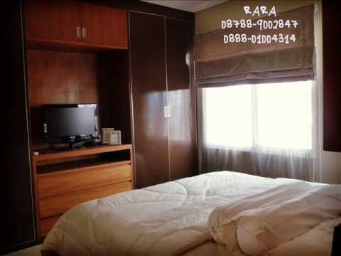 For Rent 1/2/3 Bedroom Apartment Thamrin Residences and Jakarta Residences